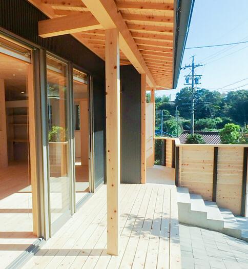 フォレスタイルの家イメージ
